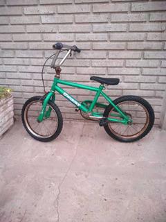 Bicicleta Rodado 16 Unibike
