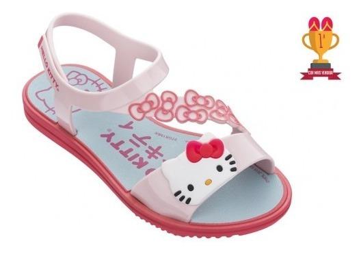 Sandália Infantil Hello Kitty Pop - 22118 - Rosa