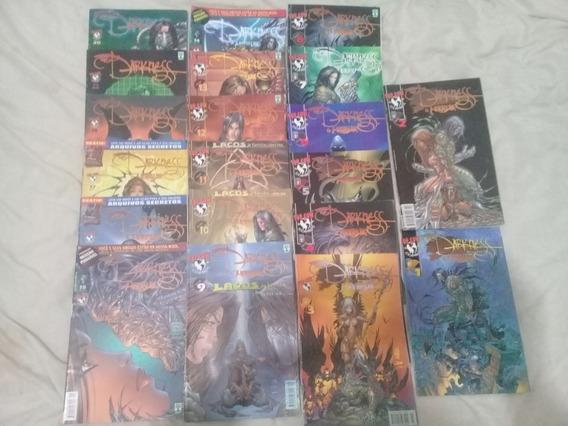 Darkness E Witch Blade Lote Revistas