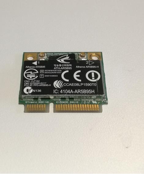 Placa Wireless Wifi Para Notebook Compaq Cq42 / 605560-005
