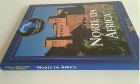 Livro Norte Da África - Guia Ilustrado