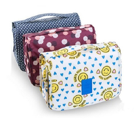 Travel Bag Necceser Mediano Portacosmeticos Para Viajes
