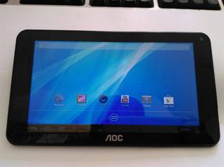 Tablet Aoc S70g12 Color Acero