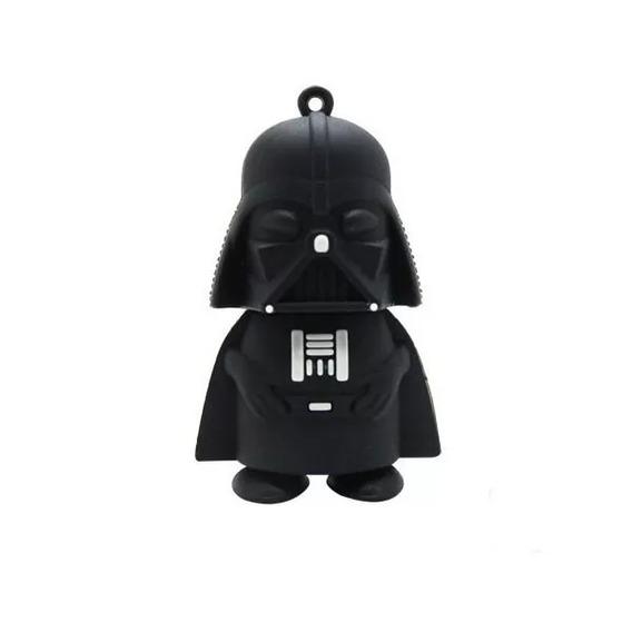 Pen Drive Personalizado Darth Vader . 4gb Frete Grátis