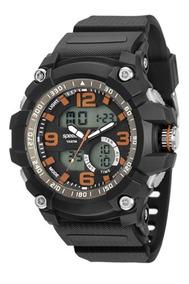 Relógio Speedo Masculino Esportivo Digital 81129g0evnp3
