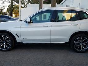 Bmw X3 Año 2018 Linea Nueva - 4x4 - Bell Motors