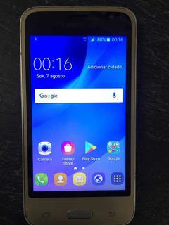 Samsung J1 6 (2016) Dourado Usado