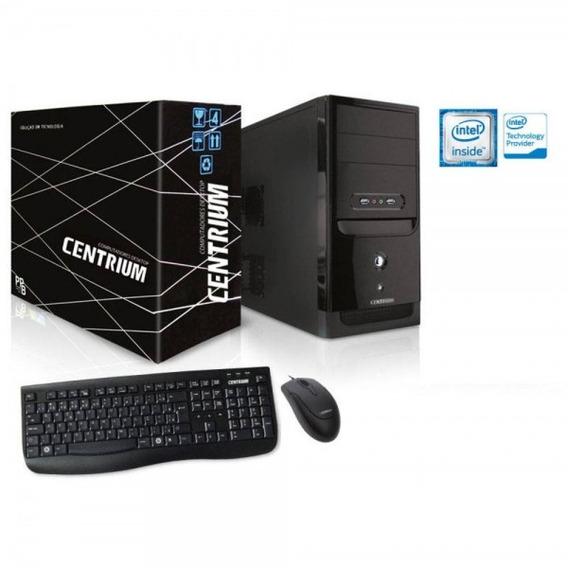 Computador Thinline J3060 4gb, Ddr3, 500gb, Linux - Centrium