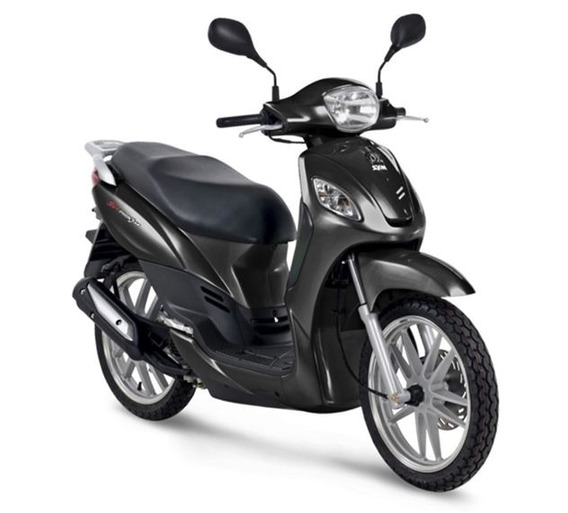 Sym Symphony 125 Scooter 2019 0 Km No People 999 Motos