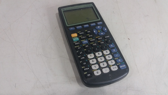 Calculadora Texas Ti-83 Plus No Estado