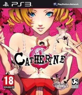 Catherine Ps3 Digital Subtitulado Al Español