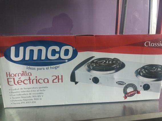 Cocineta Electrica Umco Cromada