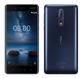 Nokia 8 Ta-1052 4gb 64gb Dual Sim Duos
