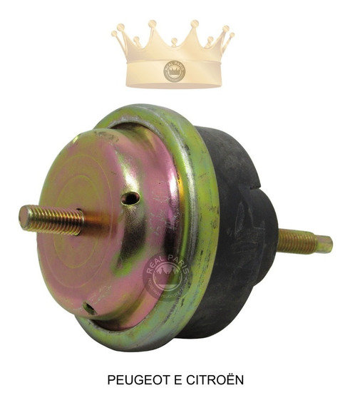 Coxim Calço Superior Direito Peugeot 206 207 306 405 Partner