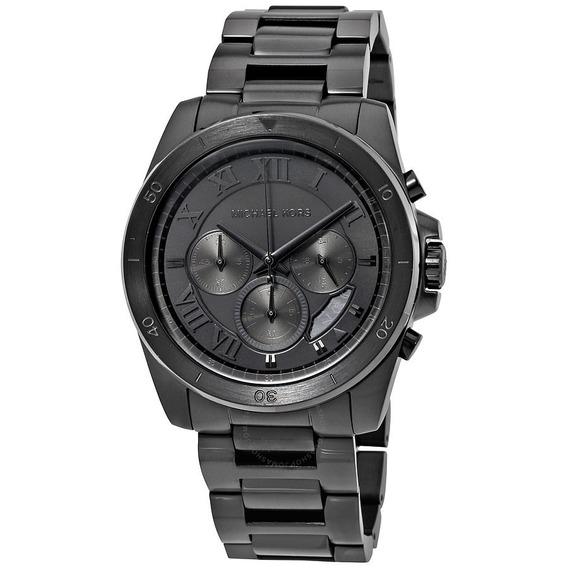 Reloj Michael Kors Clásico Mk8482 De Acero Inox. P/hombre
