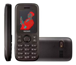 Celular Semp 32mb Dual Chip - Go 1c