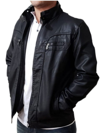 Jaqueta Masculina Motoqueiro De Frio Casaco Inverno Blusa