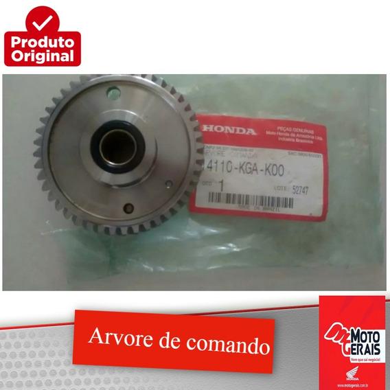 Arvore De Comando Comp. Cg125-original Honda-05/11