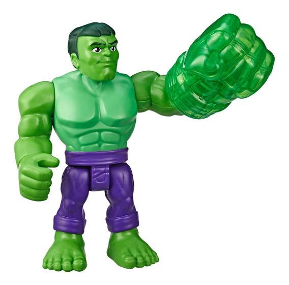 Playskool Super Hero Adventures Mini Figura Hulk