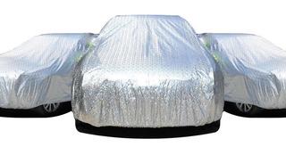 Funda Cubre Auto Cobertor Coche Afelpado Weathershield Reforzado