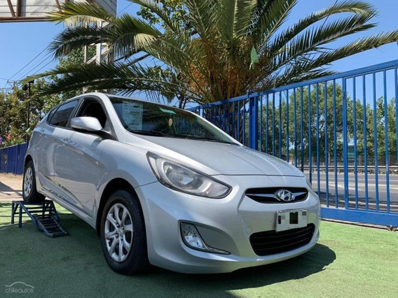 Hyundai Accent Rb Gls 1.4 2013
