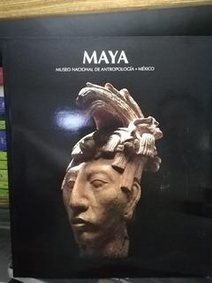 Mayas Museo Nacional De Antropologia Mexico