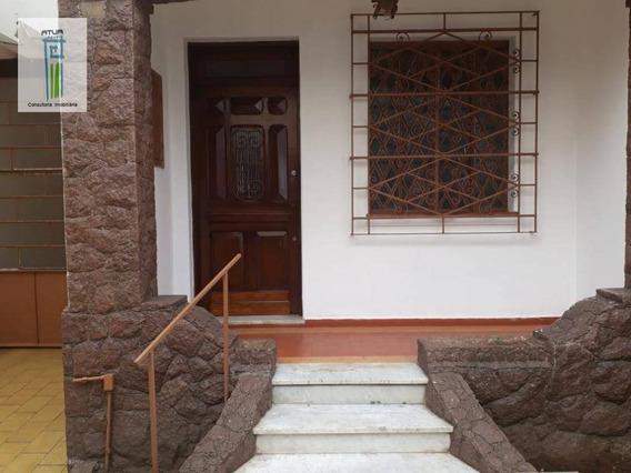 Sobrado Com 6 Dormitórios Para Alugar Por R$ 5.800/mês - Santana - São Paulo/sp - So0172