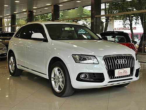 Imagem 1 de 6 de Audi Q5 Quattro Tfsi Ambiente Gasolina 4p Aut