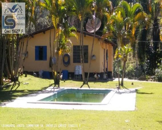 Linda Propriedade Com Vista Panorâmica Privilegiada Da Região, Com Escritura Registrada Localizada Em Amparo; - 835 - 34064765