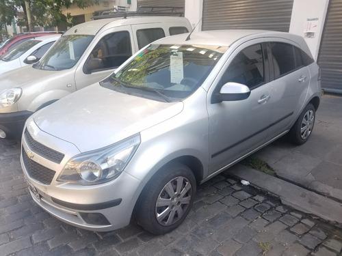 Chevrolet Agile 1.4 Lt Spirit Único Dueño Kms Reales (aes)
