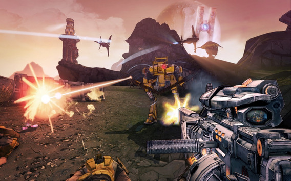 Borderlands 2 Game Of The Year Edition Pc Steam Key Digital