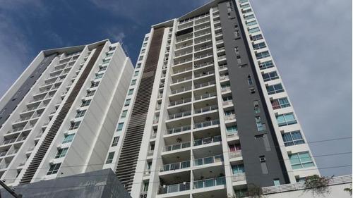 Imagen 1 de 14 de Venta De Apartamento Amoblado En Kubic, El Cangrejo 18-3152