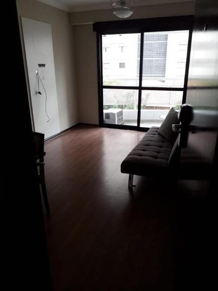 Apartamento Em Moema, São Paulo/sp De 28m² 1 Quartos À Venda Por R$ 320.000,00 - Ap249348