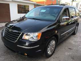 Chrysler Town & Country Limited Dvd 3 Pant C/reversa Quemac