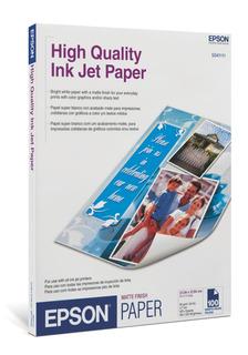 Resma De Papel High Quality Ink Jet S041111-ml