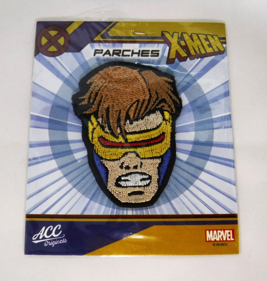 Parche Termo Transferible Marvel X-men Cyclops Accoriginals