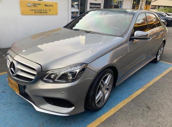 Mercedes Benz Clase E250 Modelo 2014