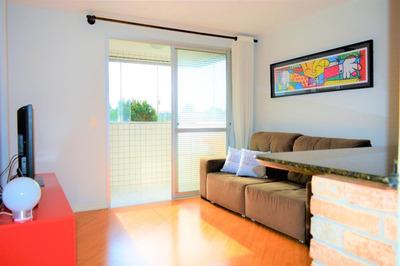 Apartamento Residencial À Venda, Ecoville, Curitiba. - Ap0015