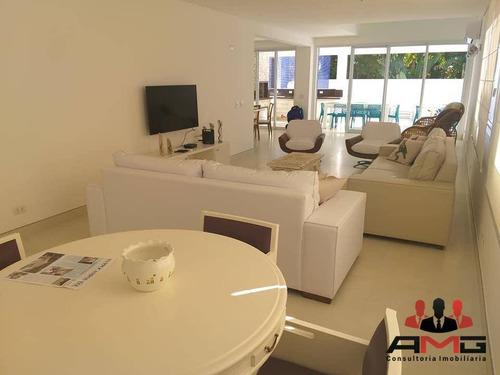 Casa 6 Suítes - Riviera De São Lourenço - Ca0616