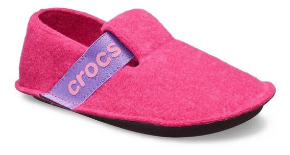 Crocs Classic Slipper Niños -candy Pink