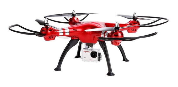 Drone Syma X8hg Câmera 8.0mp Hd Altitude Hold Top Venda