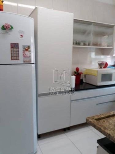 Cobertura Com 2 Dormitórios À Venda, 140 M² Por R$ 440.000 - Parque Oratório - Santo André/sp - Co4447