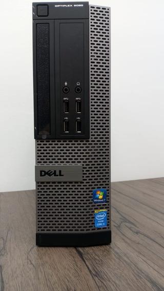 Cpu Dell 9020/3020 Core I5 4ta Gen Sff - 8gb Ram, 500gb