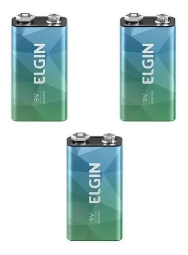 Bateria 9v Alcalina C/1 Ht01 82158 - 1 Unidade