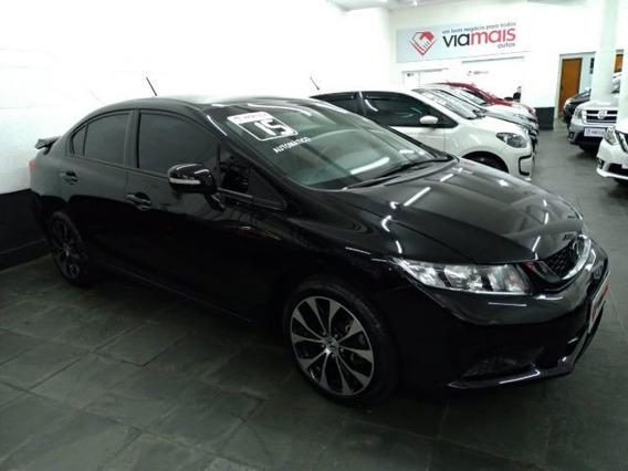 Honda Civic Lxr 2.0 16v Flex, Fqt2066