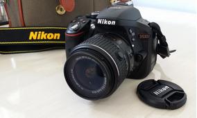 Câmera Nikon D5300 Bolsa + Cartão 16gb