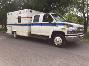 Ambulancia Chevrolet 2007