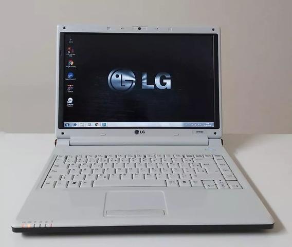 Notebook Lg R410-g.bp21p1 14 Core 2 Duo 2ghz 3gb Hd-500gb