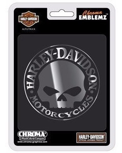 Emblema Original Harley Davidson. Envío Gratis