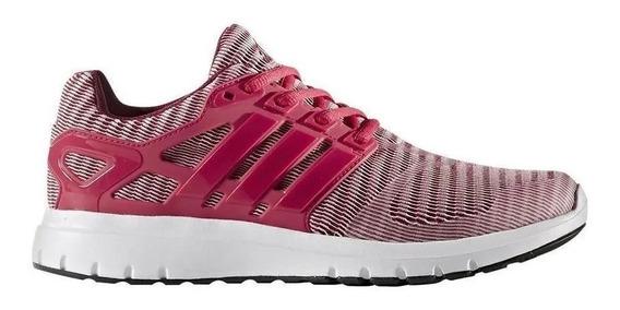 Zapatillas adidas Energy Cloud V Dama - Rosa Rojo